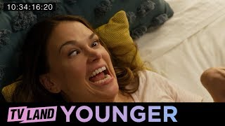 'Merger, She Wrote' Younger Ep. 6 Bloopers (Compilation) | TV Land