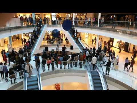 Centre commercial Beaugrenelle Paris