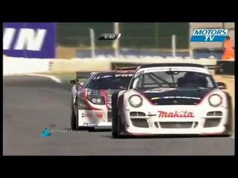 FIA GT3 Race 1 Jarama 2010