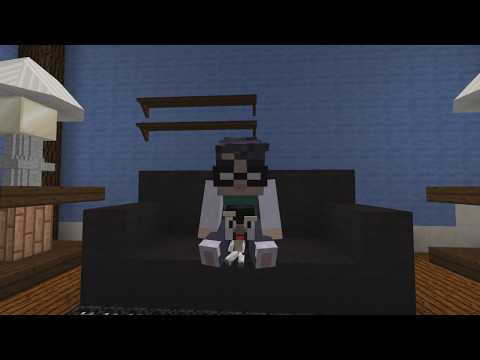 WHO'S YOUR DADDY? Crazy Baby Godfather! (Minecraft Animation)
