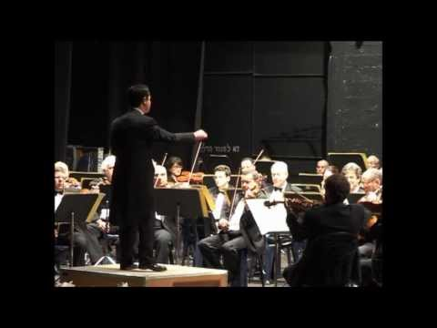 Tchaikovsky - Romeo and Juliet Overture. Israel Philharmonic Orchestra/ Yi-An Xu