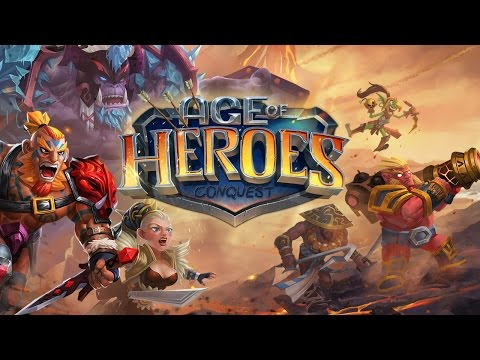 Age of Heroes: Conquest - Trailer