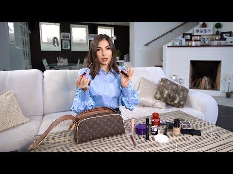 Что в косметичке у Fashion-блогера Карины Нигай?