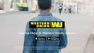 Invia contanti online con Western Union