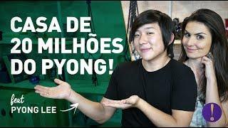 COMPROU UMA CASA DE 20 MILHÕES?!  De endividado a bilionário Ft Pyong Lee