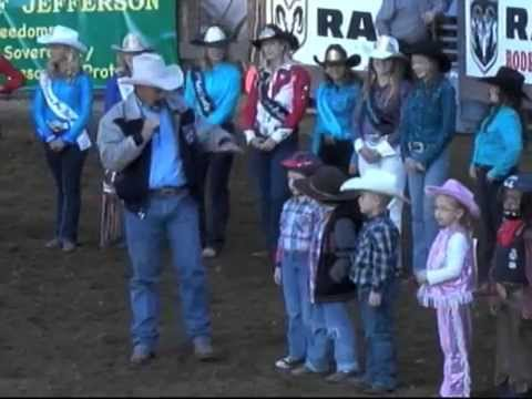 58th Annual Penn Valley Rodeo Day One  5/15/15