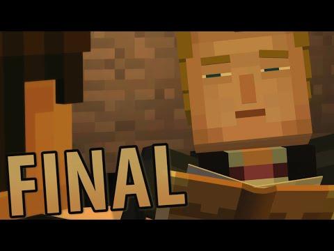 Прохождение Minecraft Story Mode 4 ФИНАЛ 1 ЭПИЗОДА