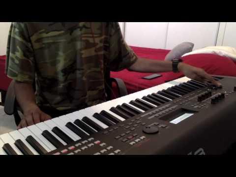 2Pac - Street Fame - Instrumental Remake - DenZelXI