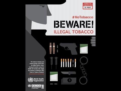 WHO  World No Tobacco Day 2015