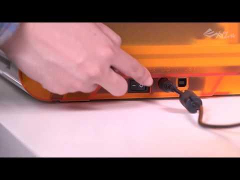 da Vinci Jr.1.0 - Printer Quality Maintenance - Filament Guide Tube