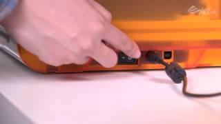 da vinci jr 1 0 printer quality maintenance filament guide tube