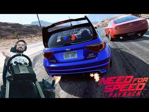 Need For Speed Payback - Замес в онлайне, баланс ты где?
