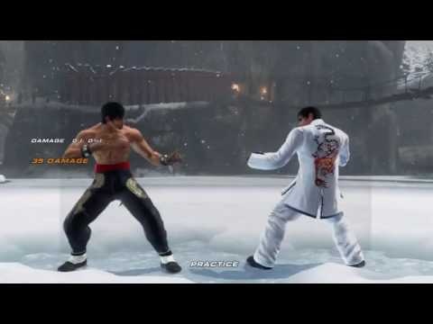 Tekken 6 [Xbox 360] | Marshall Law's Command List