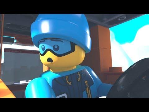 Сборник анимационных фильмов LEGO Арктика 2018. Полные эпизоды.