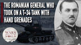 World War Ii Battles Involving The Romania