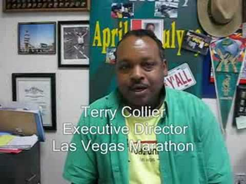 Vegas Buzz Interview II with Terry Collier Executive ...