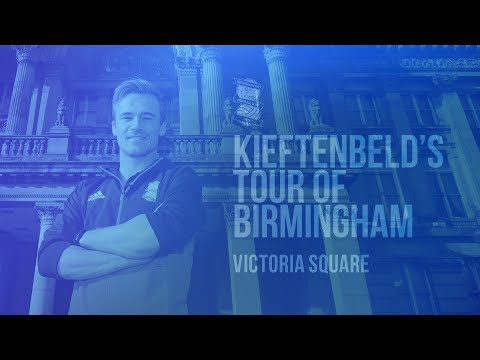 Part 1   Maikel Kieftenbeld's Tour Of Birmingham   Victoria Square