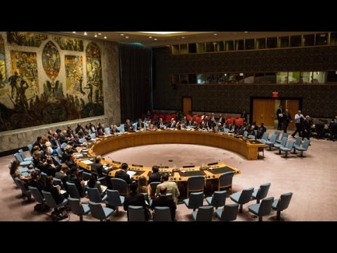 What is the UN Security Council?