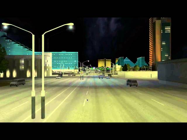 DCS World - Nevada Test and Training Range (NTTR) Map - Las Vegas