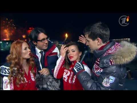 t.A.T.u. - Interview - Sochi Olympics (Feb 7th 2014)