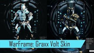 Warframe:  Graxx Tennogen Skin for Volt - Fashion Frame