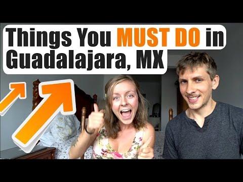GUADALAJARA - A Tour Guide