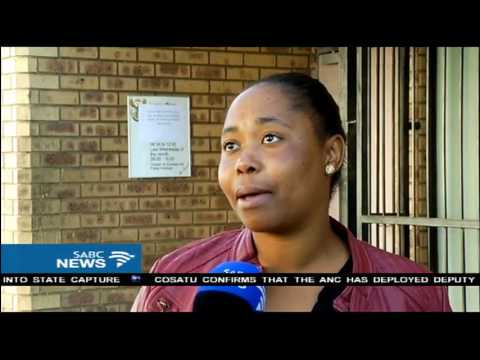 Two Mpumalanga government departments have shut its doors