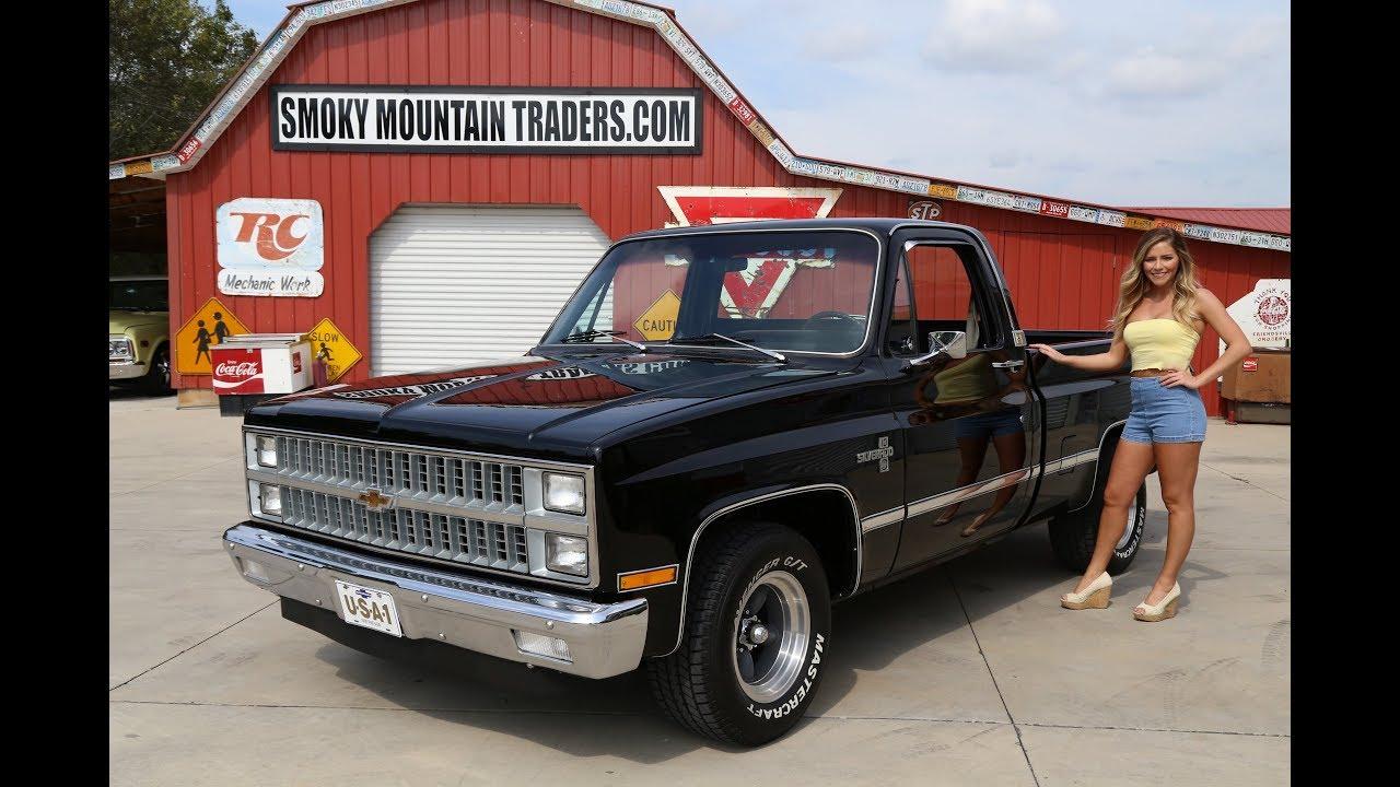 Used Pickup Trucks >> 1981 Chevrolet C10 Silverado - YouTube