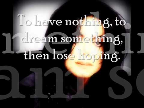 Michael Jackson - Be Not Always Lyrics