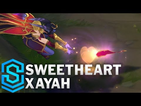 Download Cosmic Dusk Xayah Skin Spotlight League Of Legends MP3, 3GP