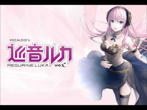 【VOCALOID English】Adore You( Miley Cyrus Cover) 【Megurine Luka】