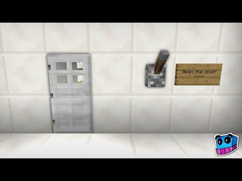 How To Open Doors In Minecraft Like A Pro
