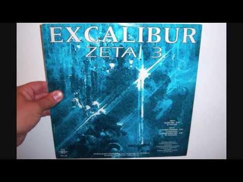 Zeta 3 - Excalibur (1993 Radio mix)