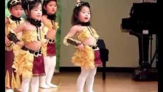 한별 어린이집 발표회 황소윤 (4살) 사랑의초인종