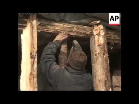 Cold weather hits quake zone in Indian held Kashmir