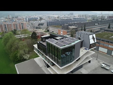 مبنى ذكي لديه تقنيات عديدة تساهم في الحفاظ على البيئة  - نشر قبل 15 دقيقة