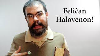 Feliĉan Halovenon!
