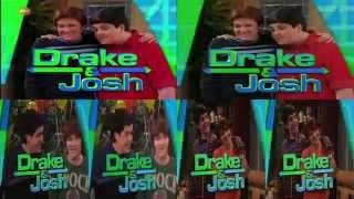 Drake & Josh - Theme Song - Season 1-4 (100% Collection)