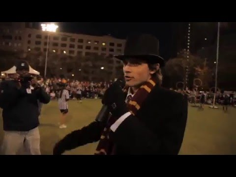 "TRAILER for ""Brooms Up!"" : Quidditch World Cup IV documentary"