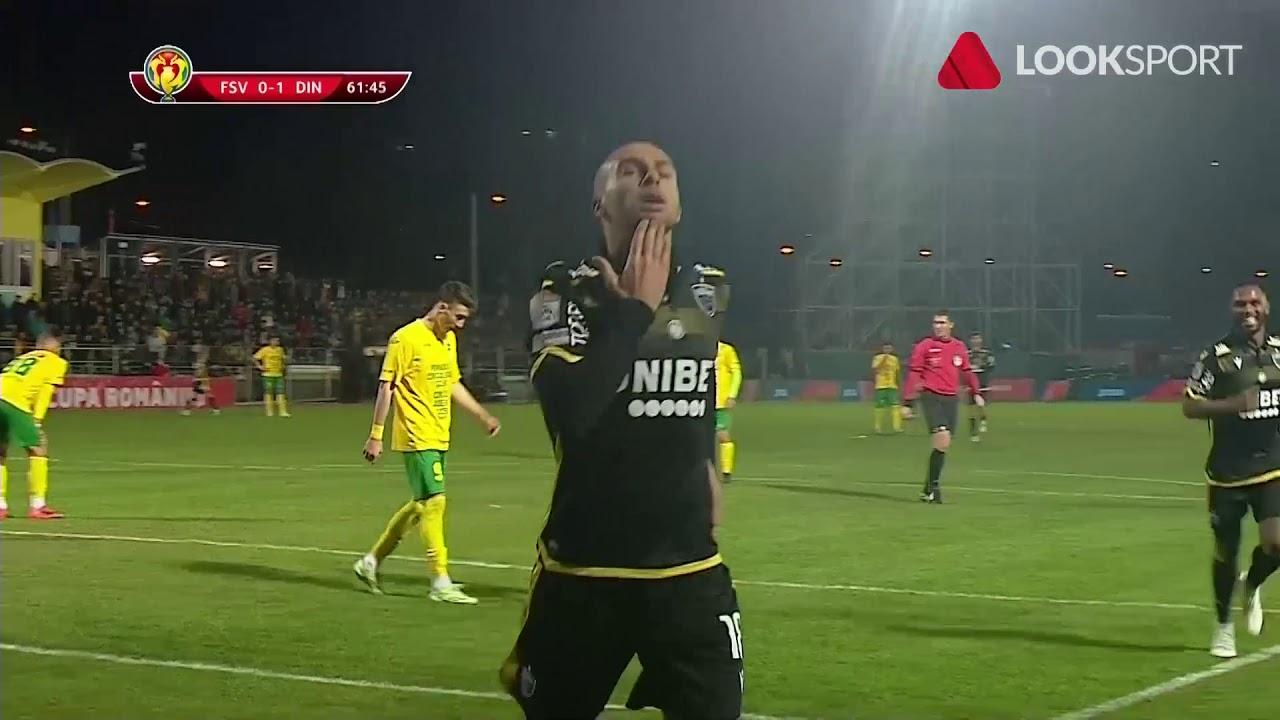 Rezumat: Foresta Suceava - Dinamo 0-4 Cupa Romaniei Optimi
