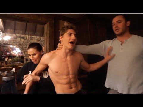 VLOG 71: Clayton gets beat up