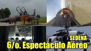Espectáculo Aéreo ; Ejército y Fuerza Aérea Mexicana