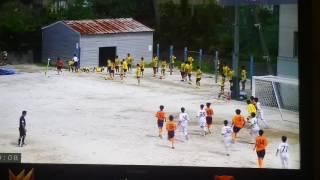U15高円宮杯 ブリエッタFC VS 松戸六実中学校サッカー部 3ー0