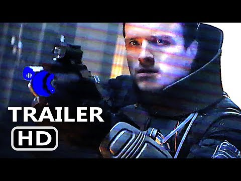 FUTURE MAN   2017 Josh Hutcherson, Sci Fi Comedy TV Series HD