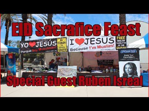 EID Sacrafice Festival 2016 / With Special Guest Ruben Israel