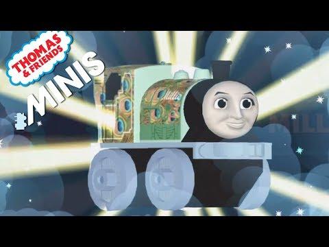 Thomas And Friends Minis -  All New Minis Full Set + DIY Tracks - 3 Tailgate Minis Running Testing