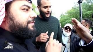 Ahmadi vs Sunni Muslims || Mohammed Hijab +  Mohammed Tarawneh