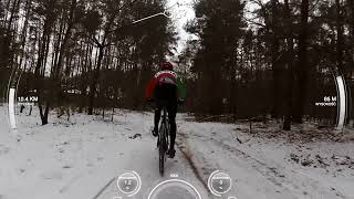 Video Poland Bike MTB Kobylka zima 2018 mini sek 1 download MP3, 3GP, MP4, WEBM, AVI, FLV September 2018