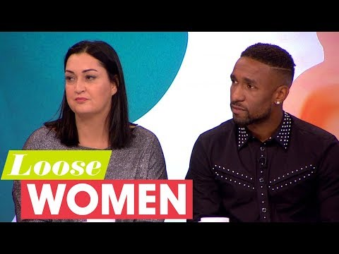 Jermain Defoe Remembers Bradley Lowery With His Mum Gemma | Loose Women