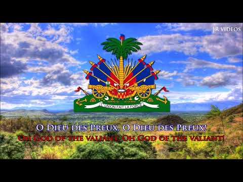 National anthem of Haiti (FR/EN lyrics) - Hymne national d'Haïti